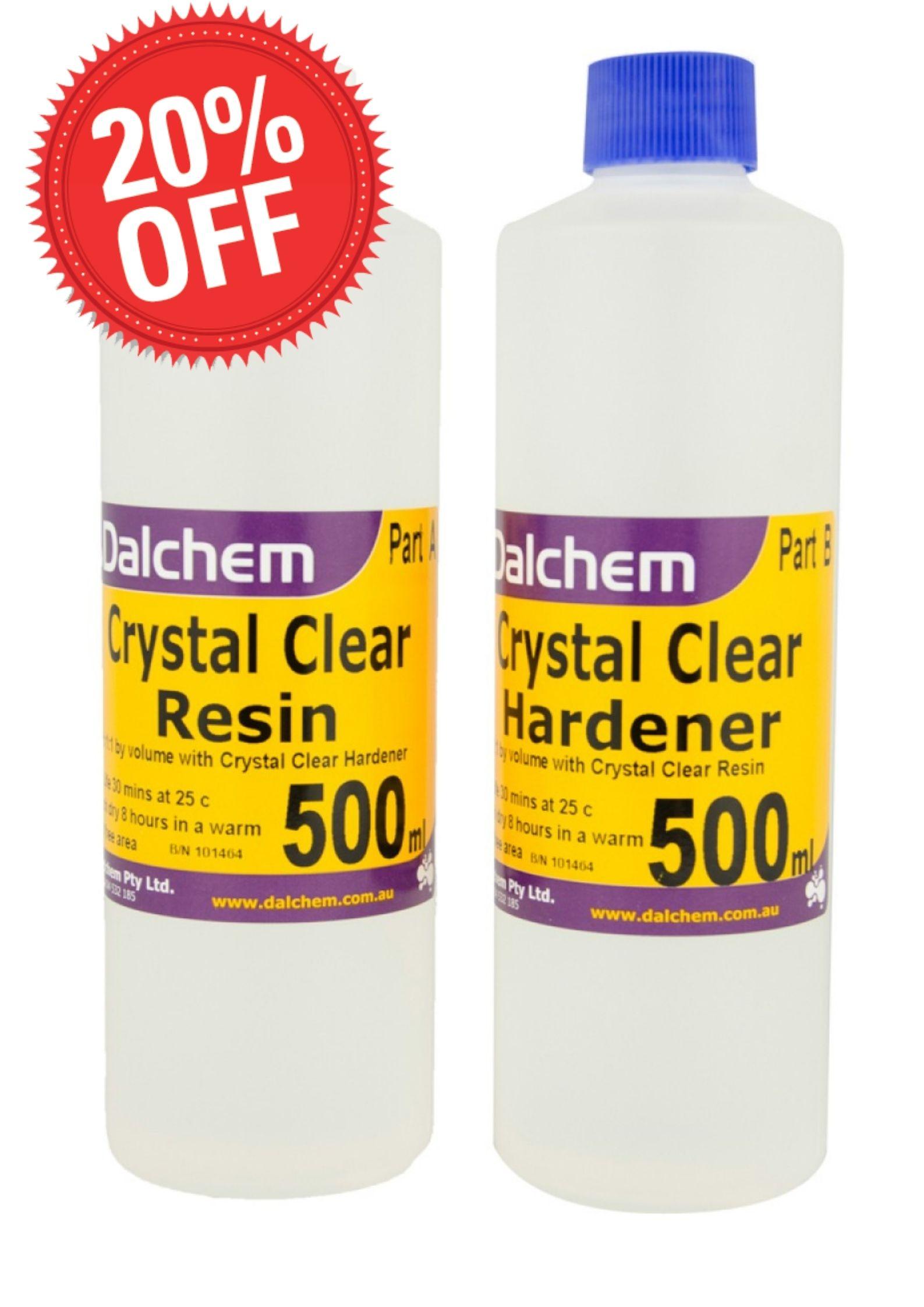 Dalchem Crystal Clear Resin