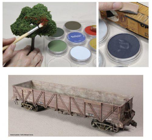 pan pastel model kits