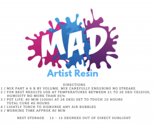 Mad Resin