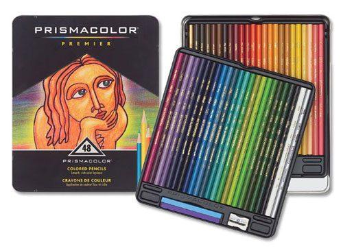 Prismacolor pencil sets