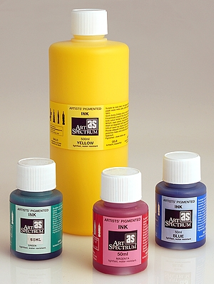 art spectrum pigmented inks