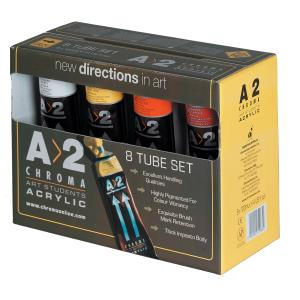 A2 8x120ml Tube Set
