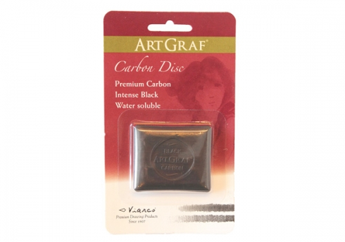 ARTGRAF WATERSOLUBLE BLACK CARBON DISC