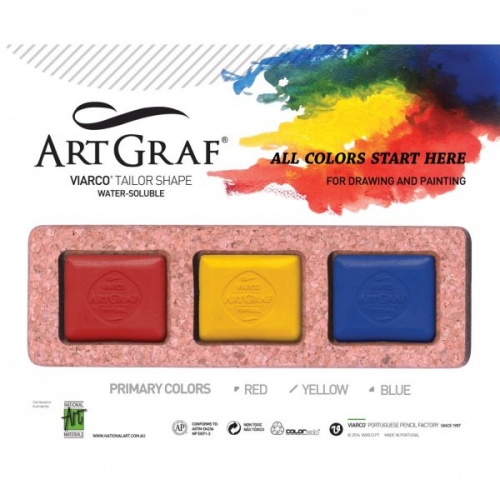 ARTGRAF WATERSOLUBLE CARBON DISC PRIMARY SET