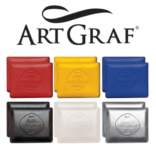 ARTGRAF WATERSOLUBLE CARBON DISC SET 12