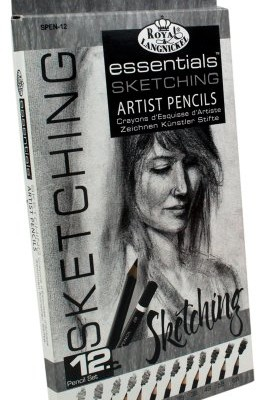 ARTIST SKETCHING PENCILS SET