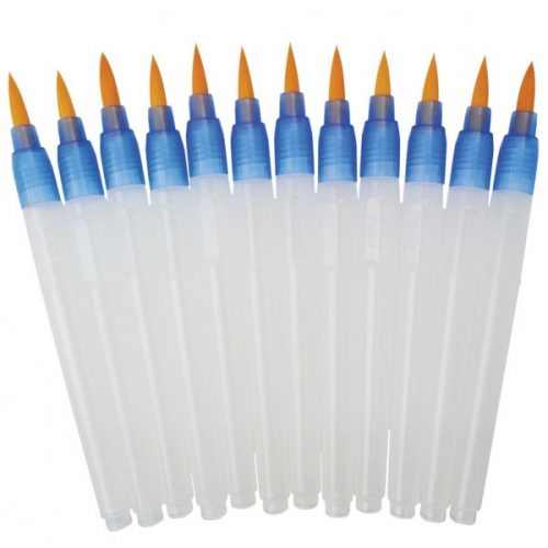 Aqua flow 12 brush set Royal Langnickel
