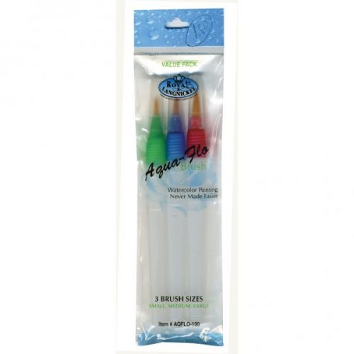 Aqua flow 3 brush set Royal Langnickel