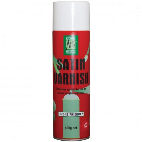 NAM Satin varnish 400gm spray