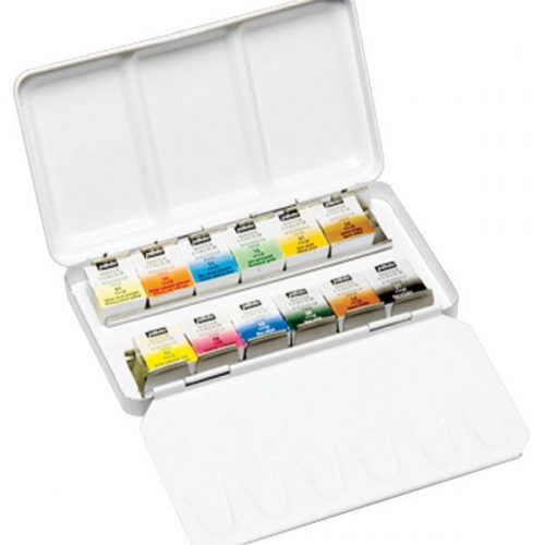 Pebeo watercolour pocket metal box