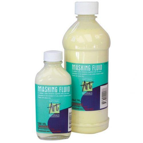 NAM masking fluid