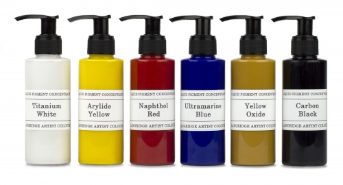Langridge Liquid Pigments