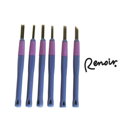 Renoir Deluxe Lino Tools