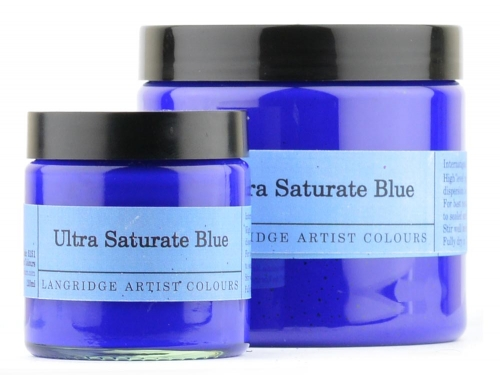 Langridge Ultra Saturate Blue
