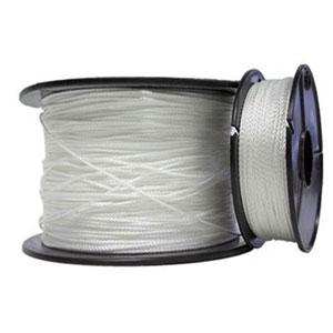 White Non Stretch Cord