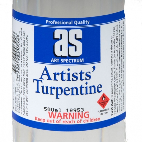 Art Spectrum Artist Turpentine