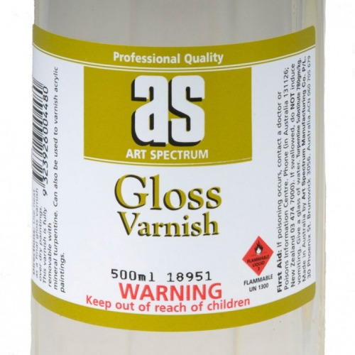 Art Spectrum Gloss Varnish