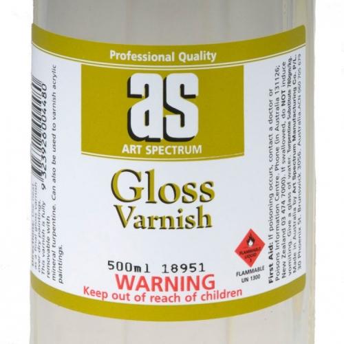 Art Spectrum Gloss Varnish