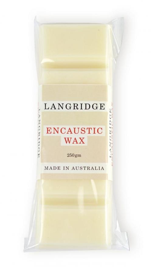 Langridge Encaustic Wax 250gm