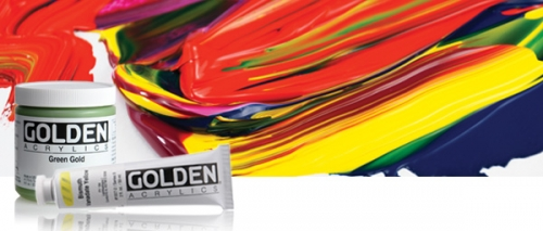 Golden Heavy Body Acrylic