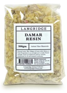 Langridge Damar Resin