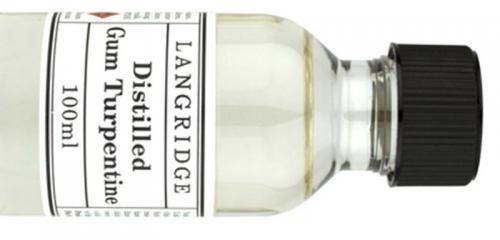 Langridge Distilled Gum Turpentine