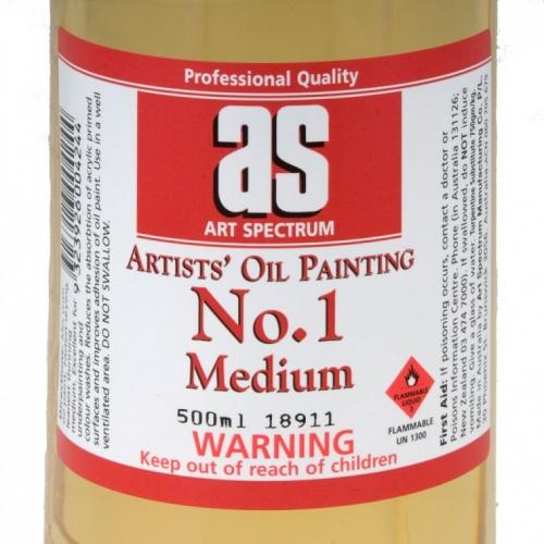 Art Spectrum Painting Medium No.1