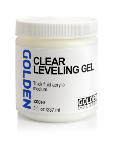Self Leveling Clear Gel