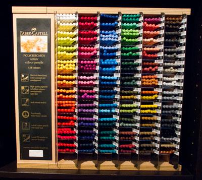 Polychromos Pencils Individual