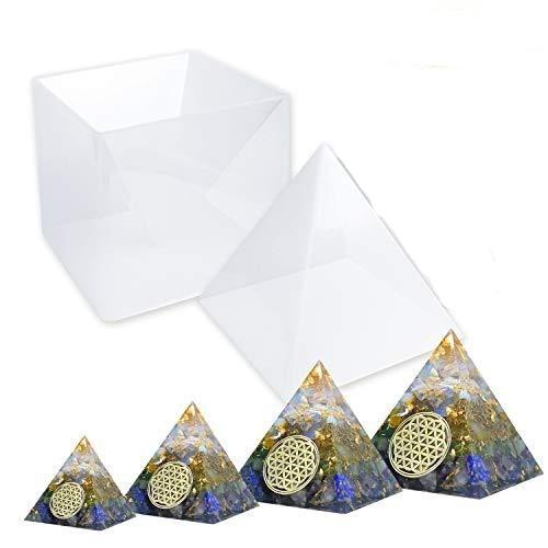 Large Pyramid Mold Resin