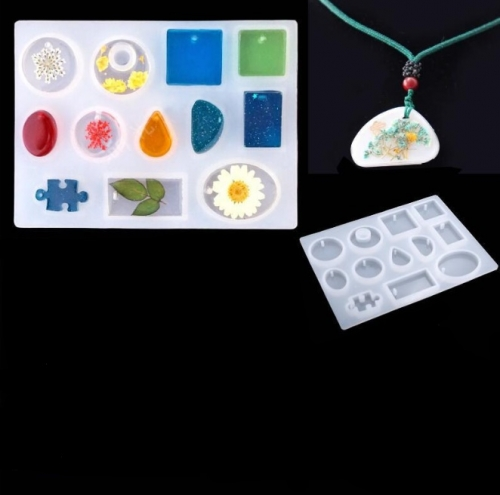 Necklace Pendant 12Pcs Molds 3_LI
