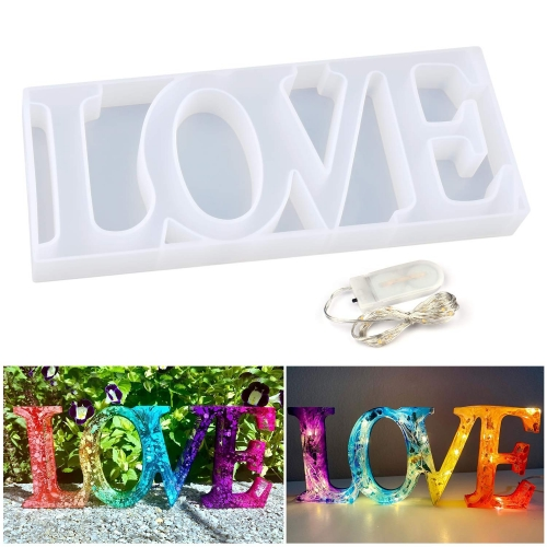Love Sign Mold