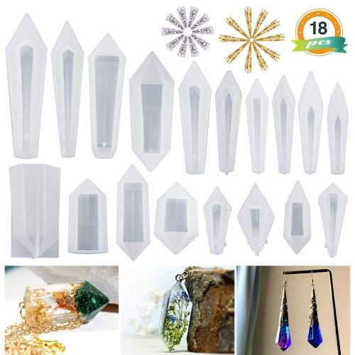 Crystal Pendant Molds