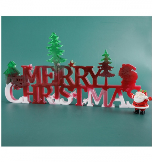 MAD Merry Christmas Sign Mold (V2)