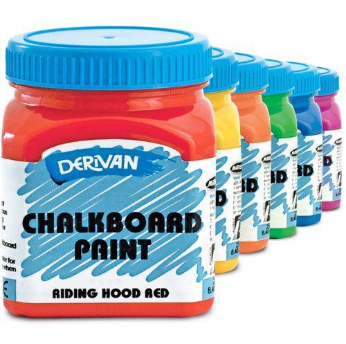 Derivan+Chalkboard+Paint+250ml