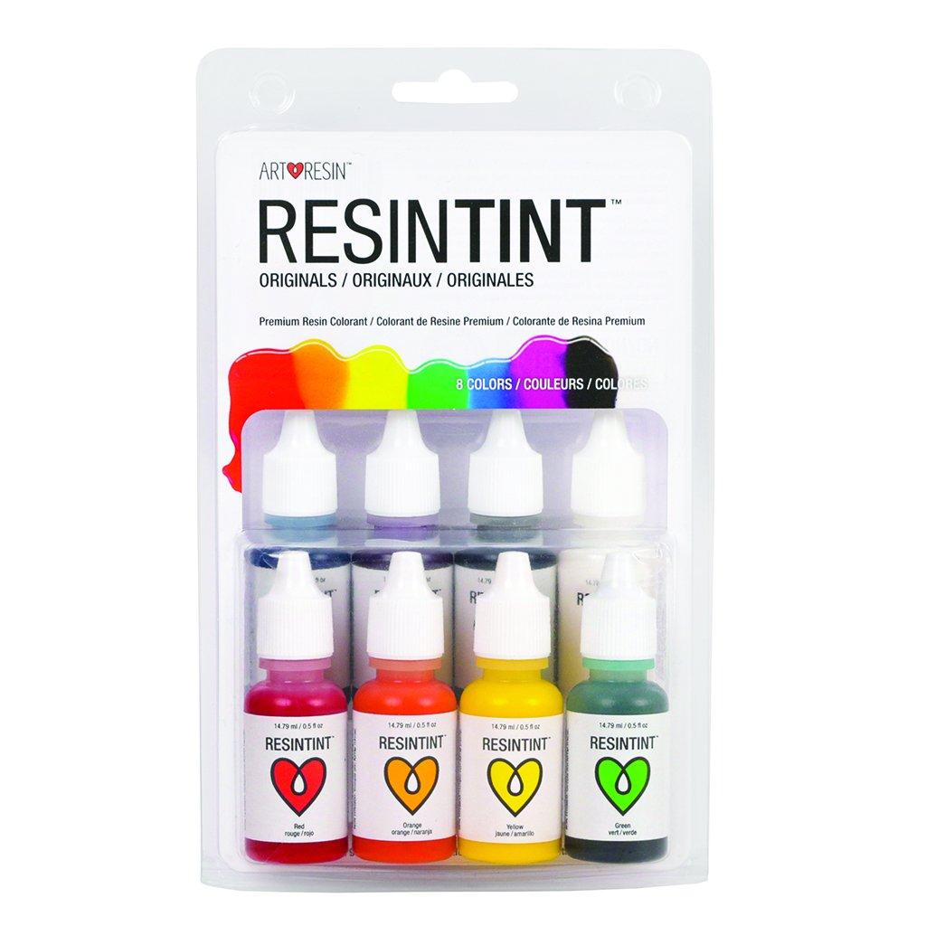 ResinTint Originals - 8 colors